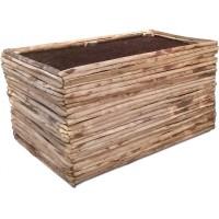 Hochbeet Naturholz Premium Little 100/100/90
